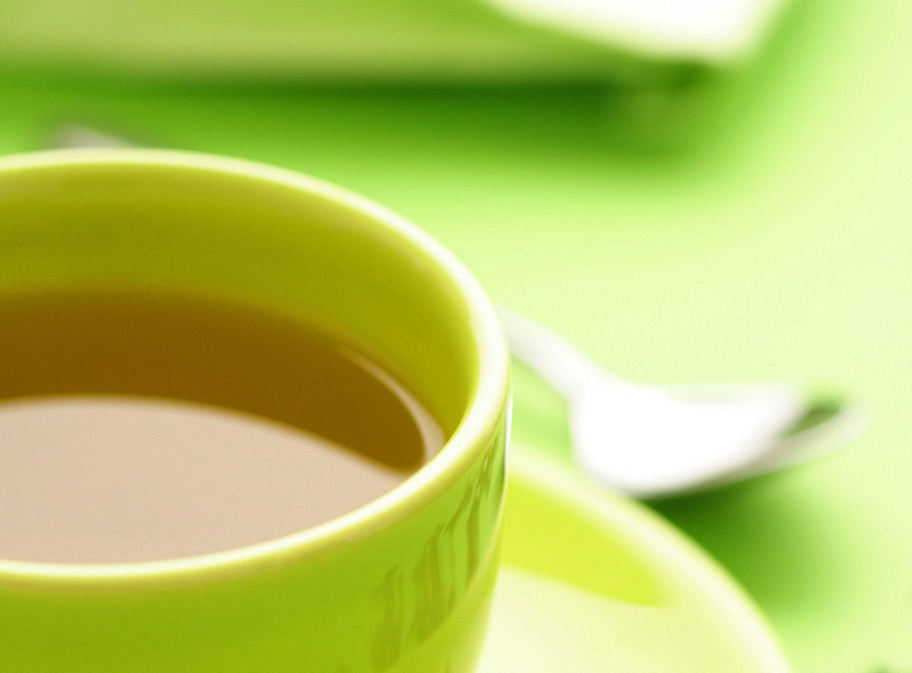 A Infusão de Chá Verde e Camomila Para Perder Peso