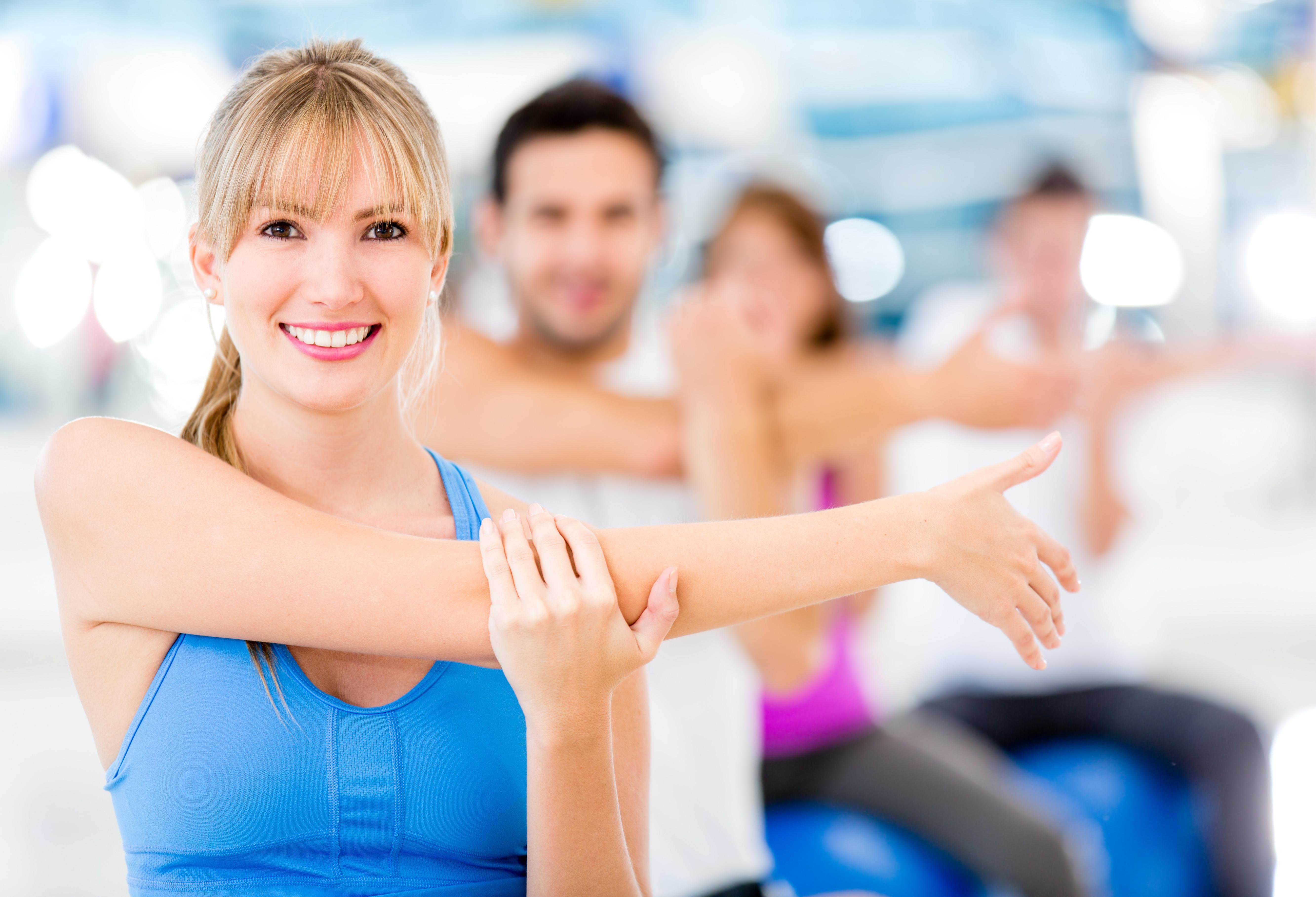 Emagrecer Com Exercícios de Alongamento