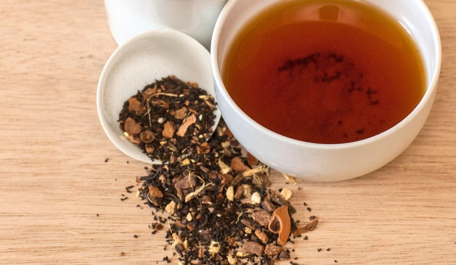 Usos Medicinais do Chá Preto