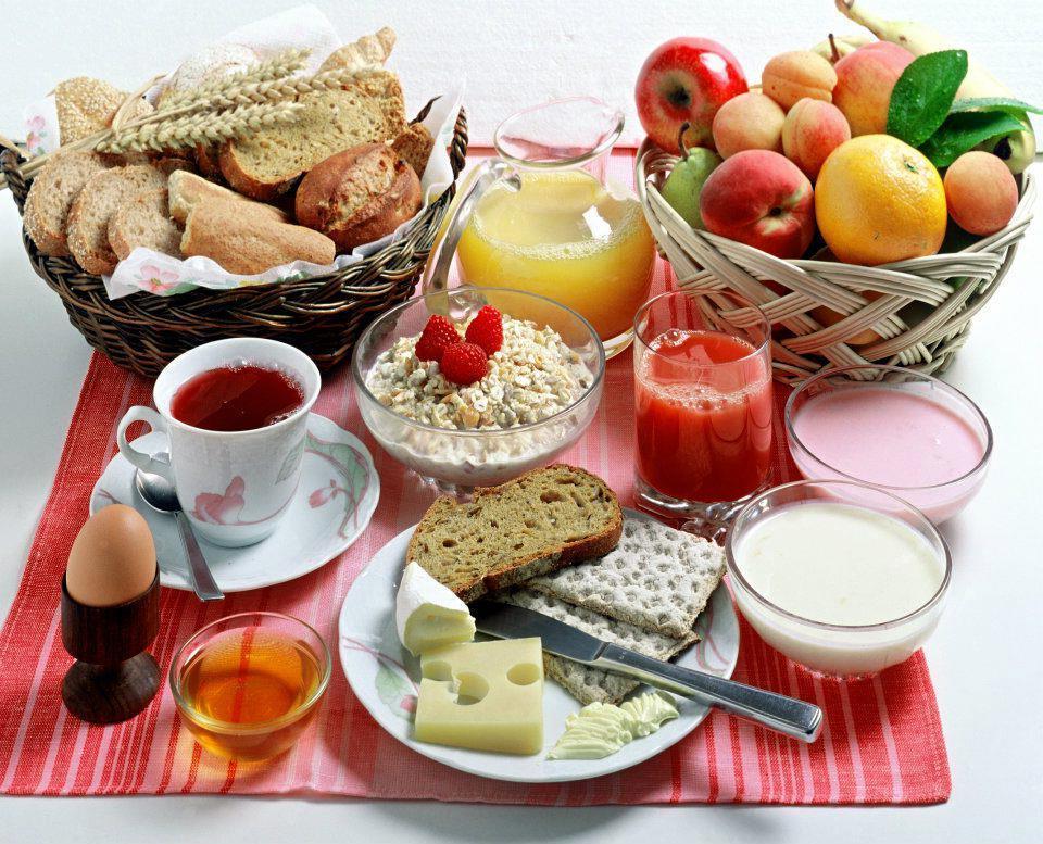 7 Alimentos Para Ativar o Metabolismo Pela Manhã