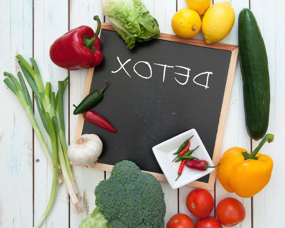 Dieta Detox de 5 Dias Para Depurar o Corpo