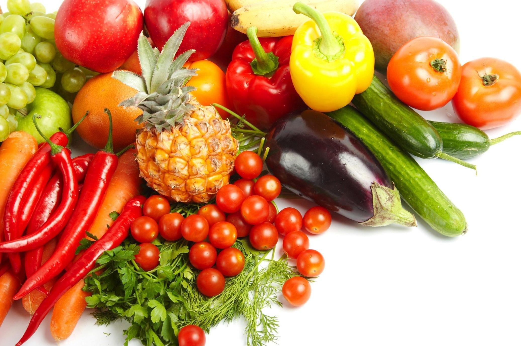 Lista de Alimentos de Baixo Teor em Calorias