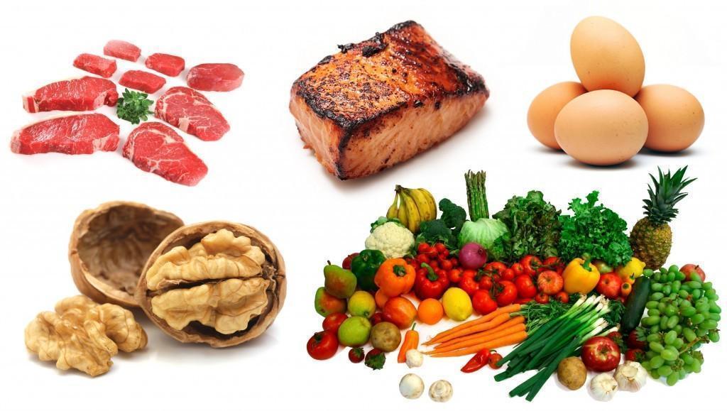 O que se Pode Comer e o que não na Dieta Paleo