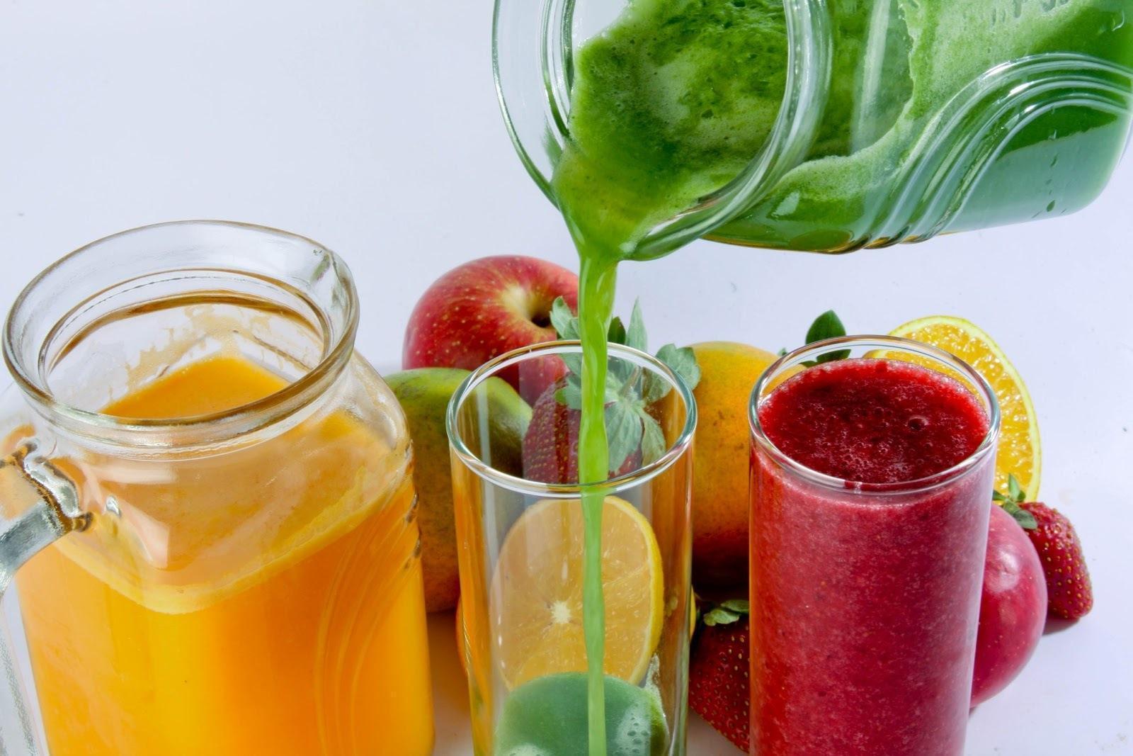 São Eficazes os Sucos Queima Gordura Para Emagrecer?