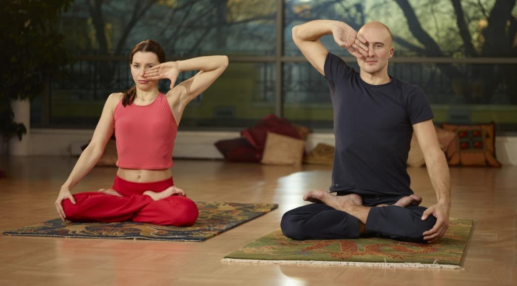 Yantra Yoga: O Método Mais Antigo e Eficaz