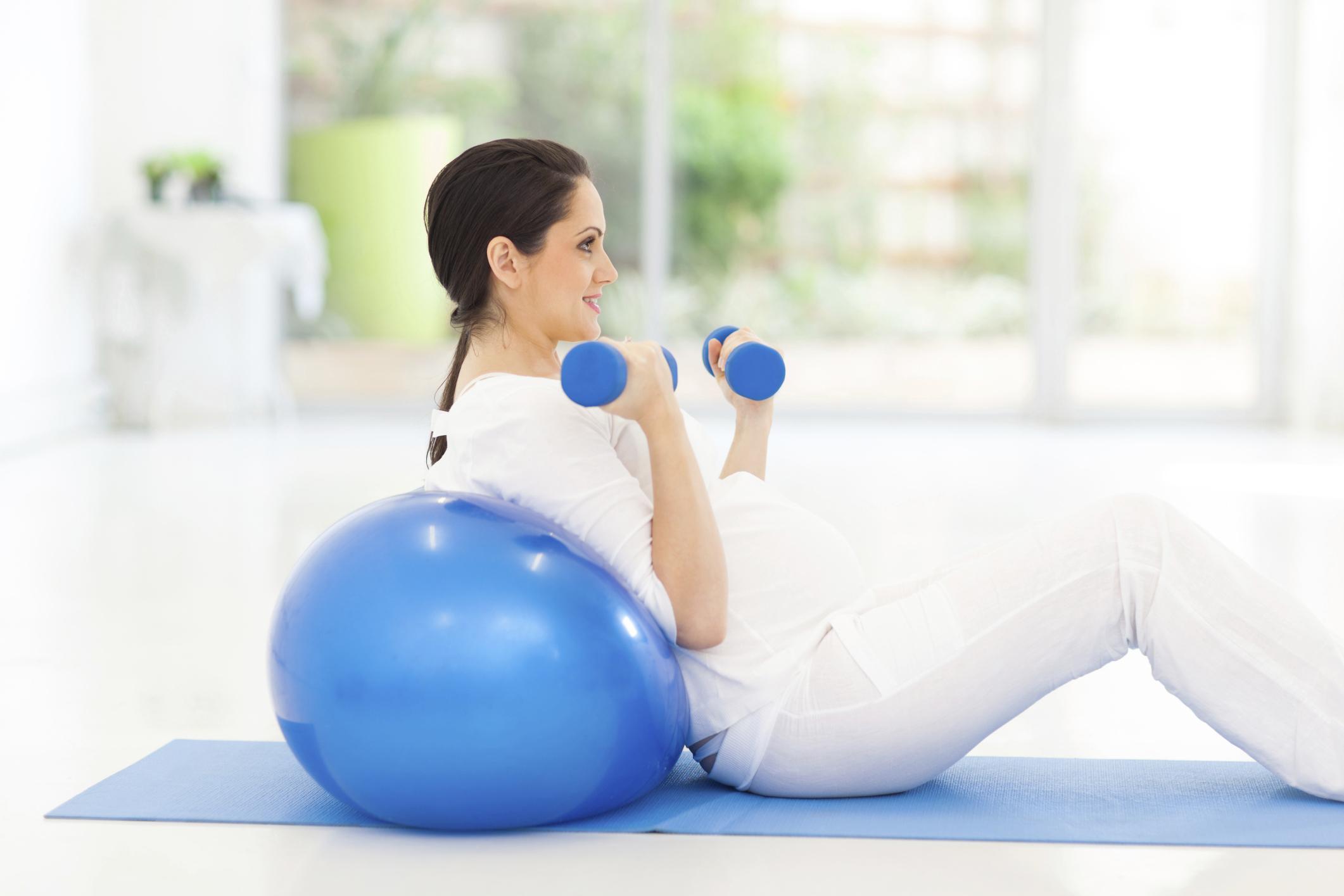 Os 7 Melhores Exercícios Durante a Gravidez