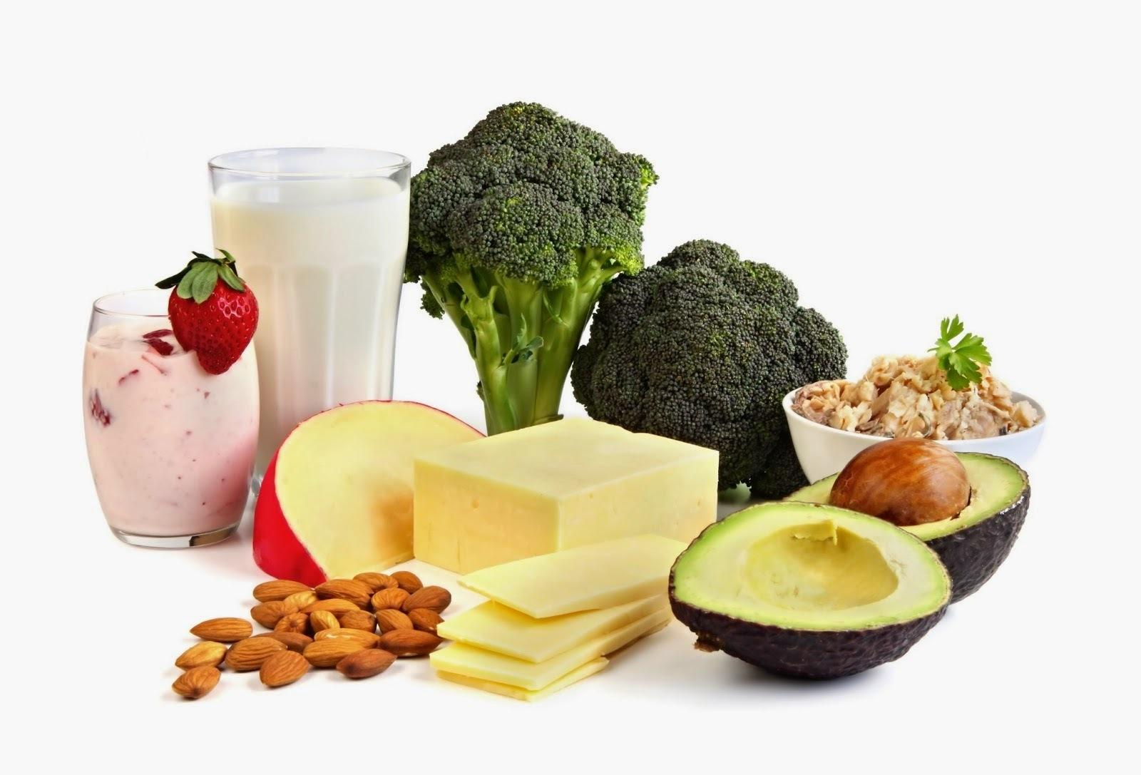 Quais os Alimentos Que Contêm Mais Cálcio do Que o Leite?