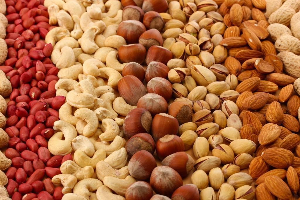 Frutos Secos e Sementes Que Ajudam a Perder Peso