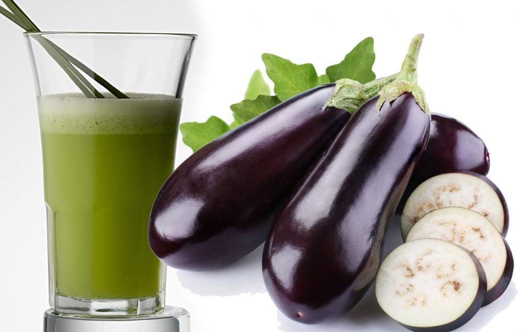 Como Preparar o Suco de Berinjela?