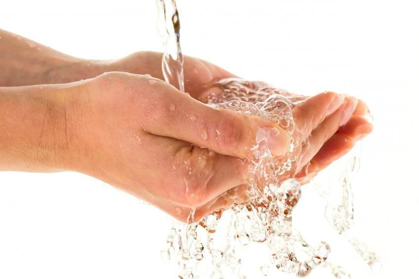 Por Que e Como Devemos Lavar as Mãos?
