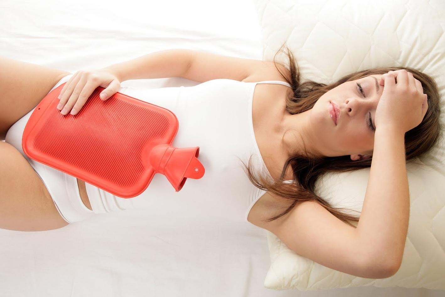 Quatro Remédios Para Aliviar as Cólicas Menstruais