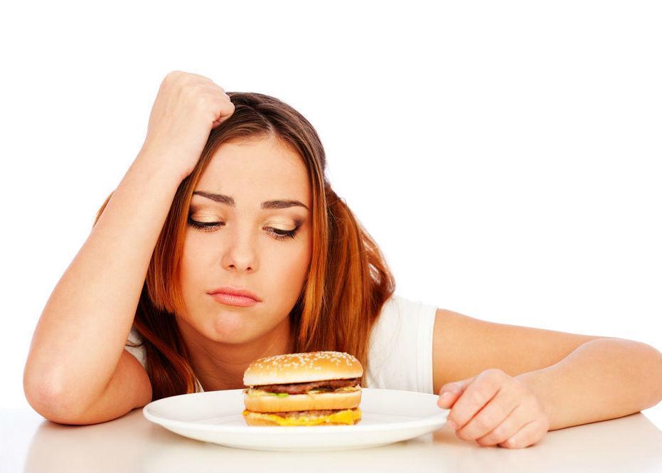 O Que Você Come Quando Está Preocupado ou Triste?