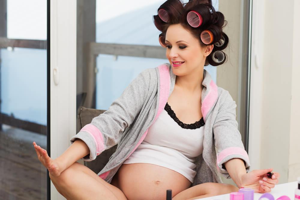 Tratamentos Capilares na Gravidez
