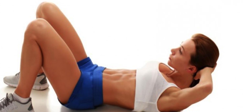 4 Exercícios Para Fortalecer e Definir Abdominais e Glúteos