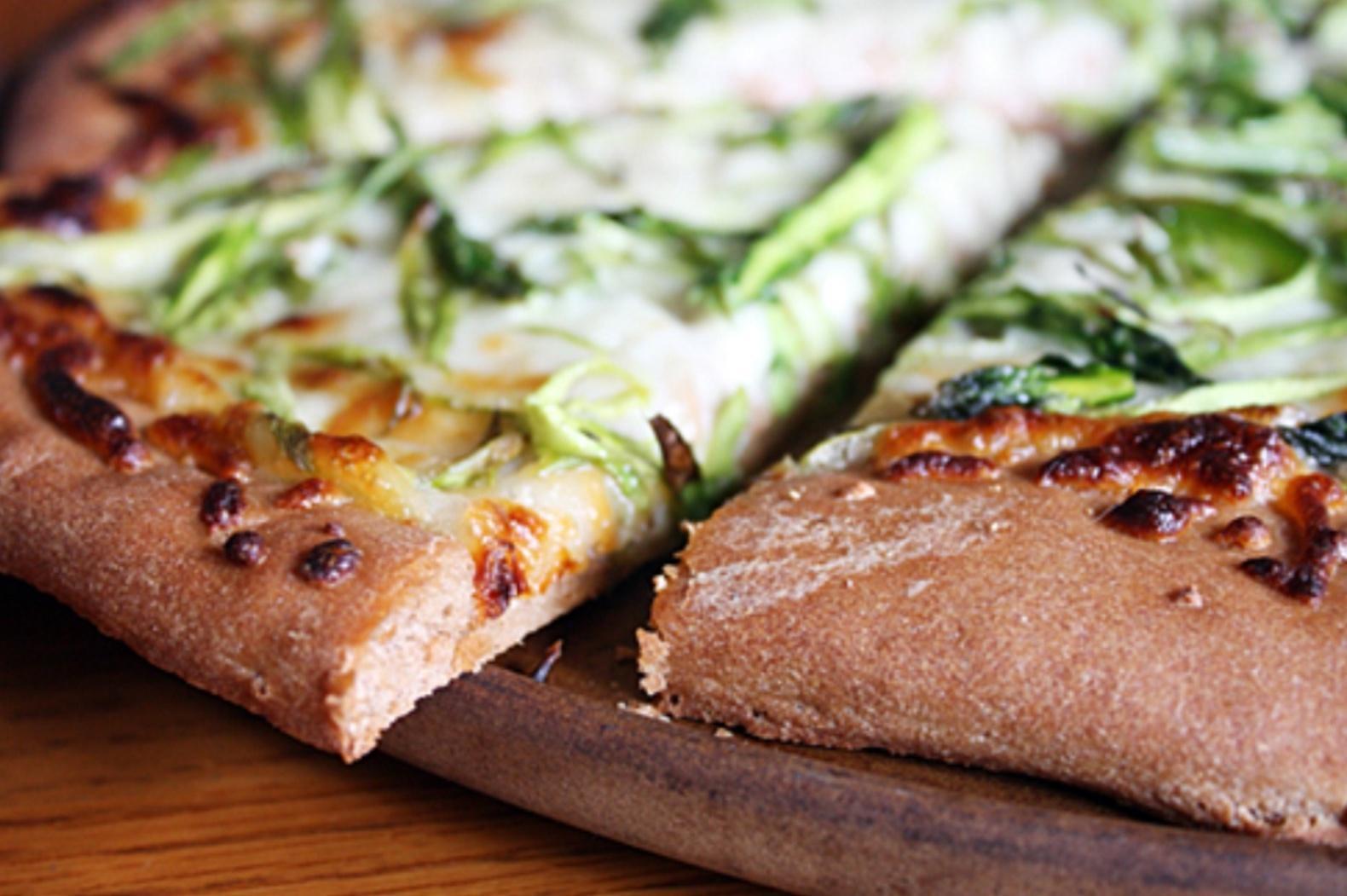 Como Fazer a Massa de Uma Pizza Light