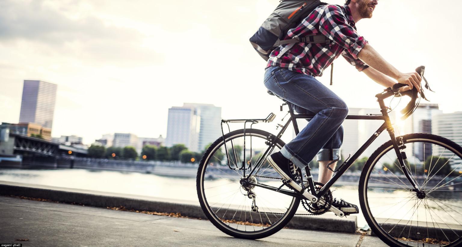 A Bicicleta Como Meio de Transporte e Hábito Saudável