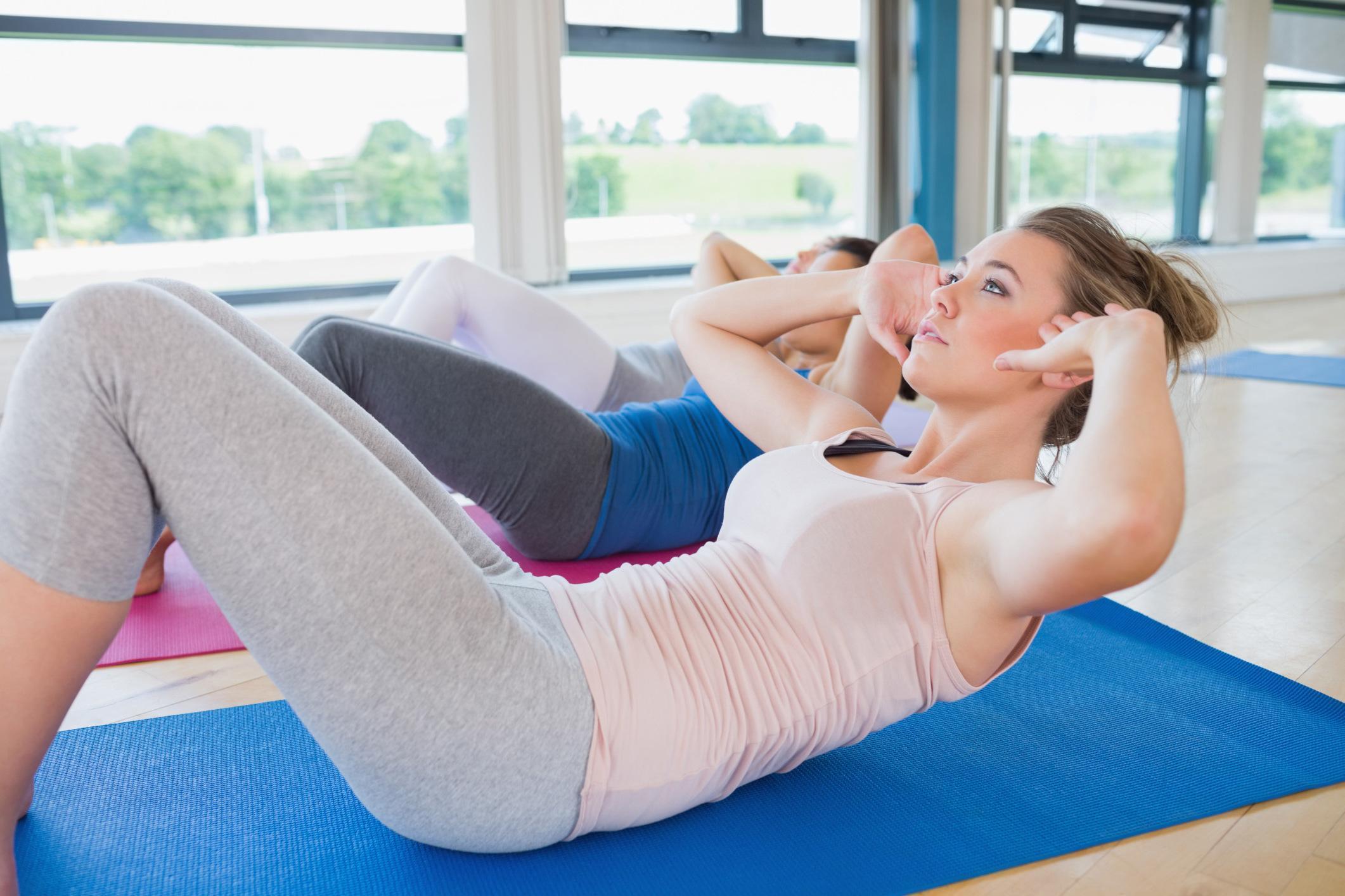 Os Melhores Exercícios Para Abdominais