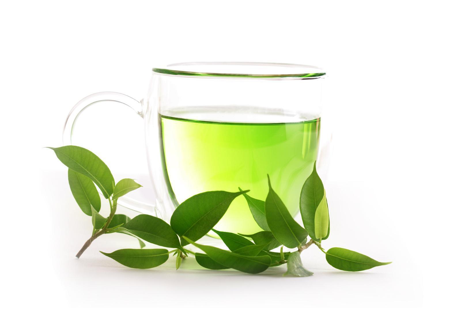 Receitas de Chá Verde Para o Cabelo
