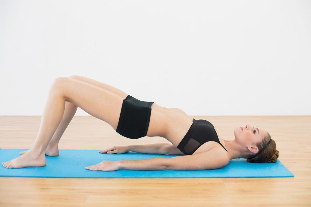 4 Exercícios Para Ter Glúteos Firmes