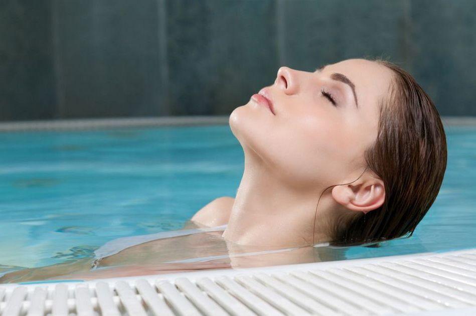 Benefícios da Balneoterapia