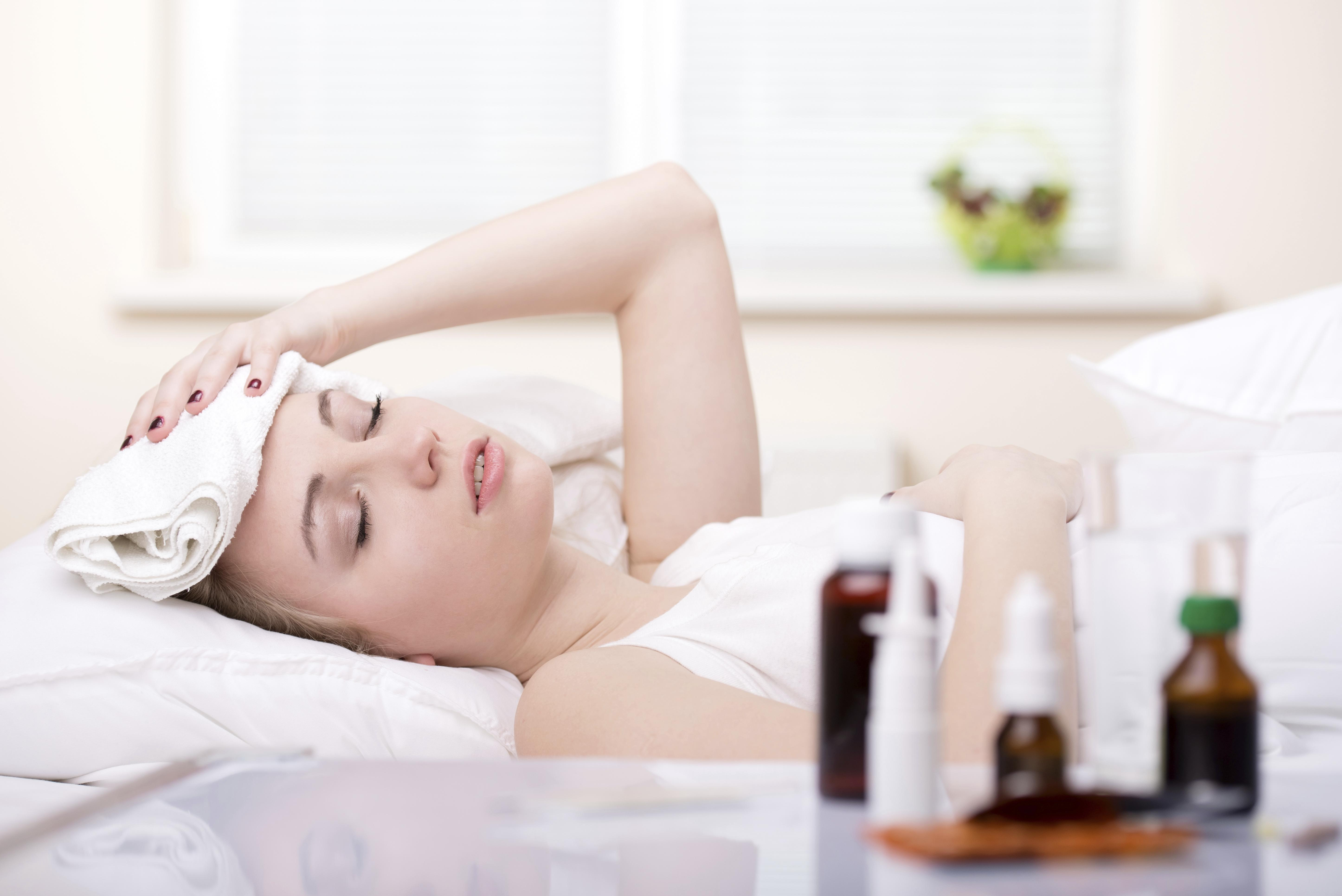 Como Baixar a Febre Com Remédios Naturais