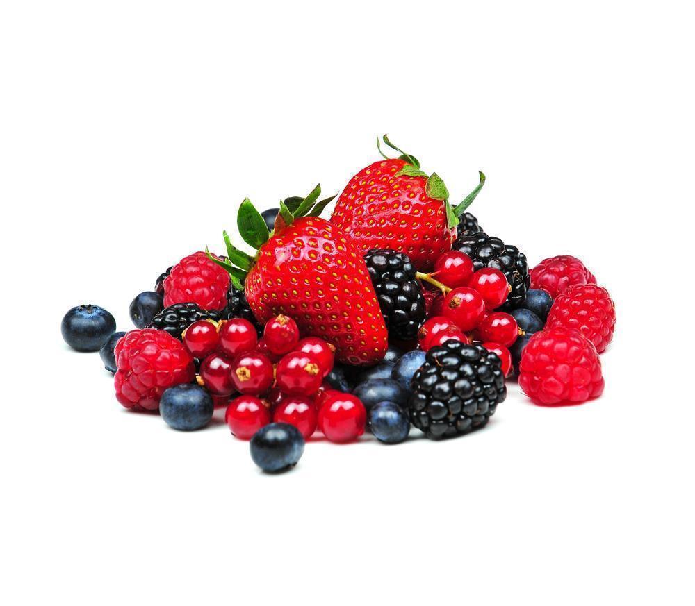 Frutas Vermelhas Para Proteger a Pele do Sol