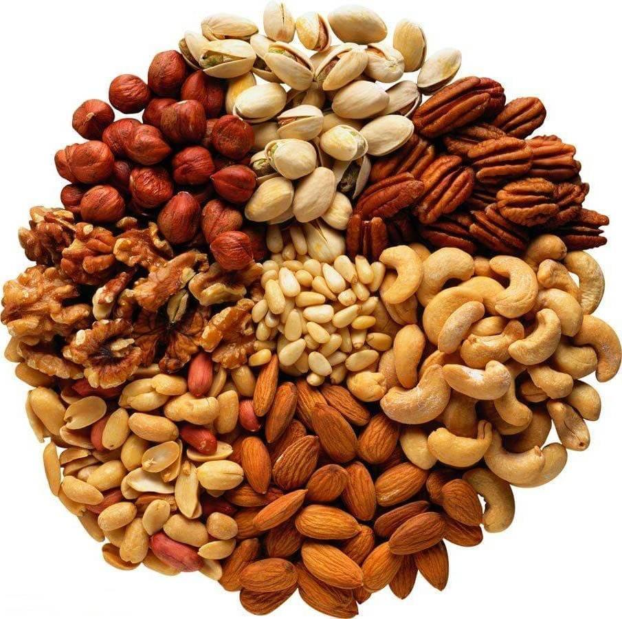 10 Alimentos Ricos em Vitamina E