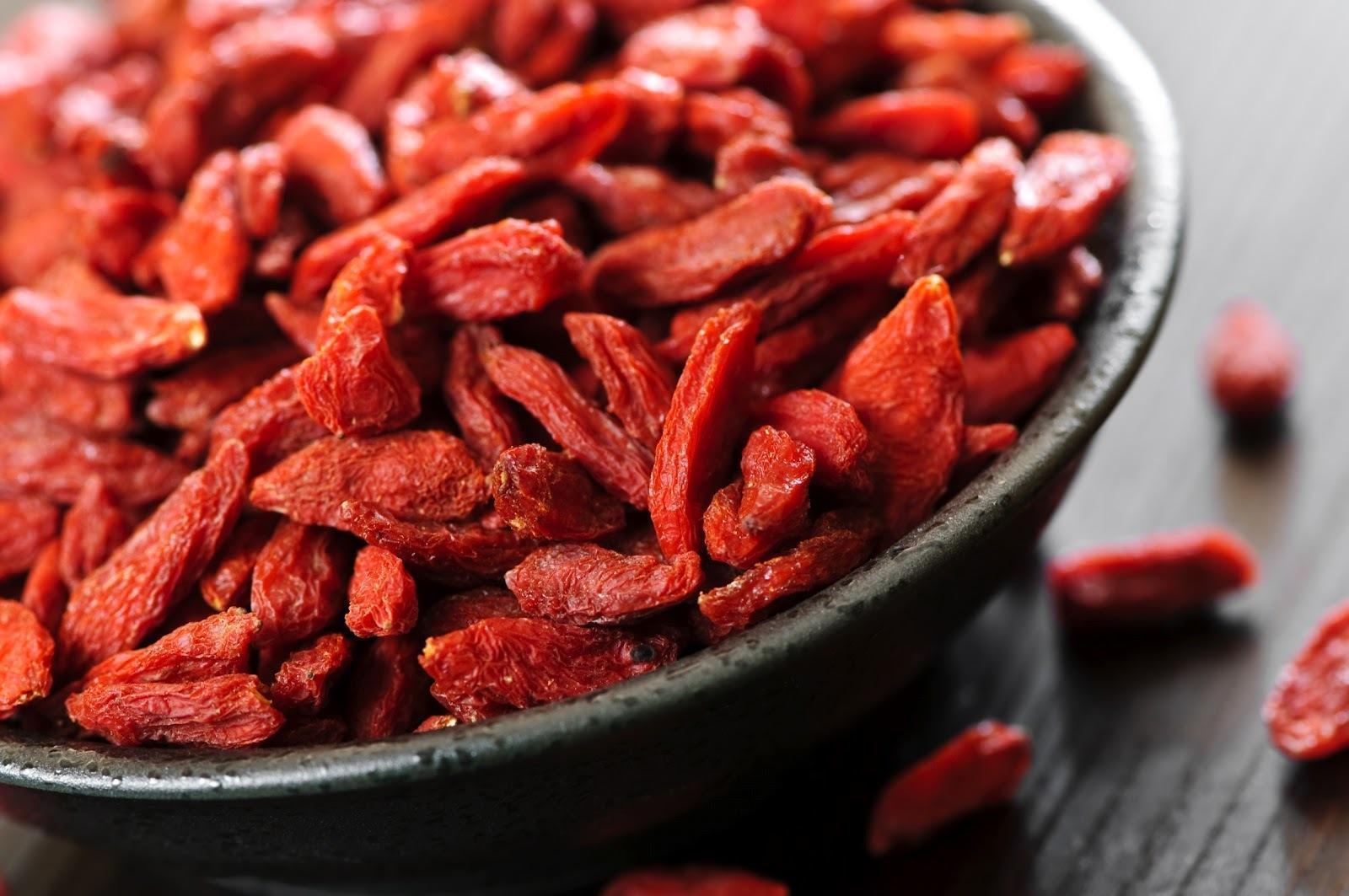 Principais Benefícios do Goji Berry