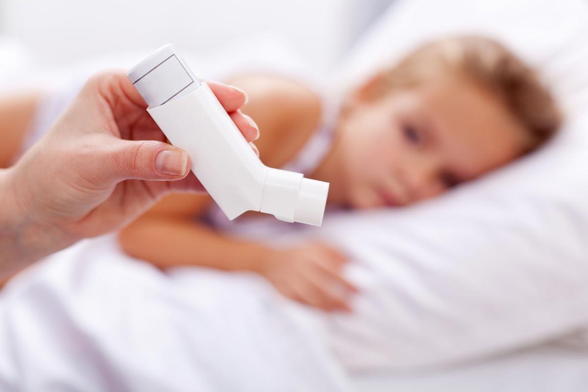 Vitaminas e Minerais Para Combater a Asma