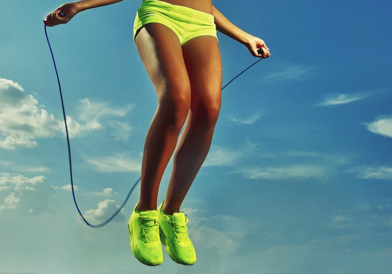 Perca Peso Mais Rápido e Reforce Sua Saúde Pulando Corda