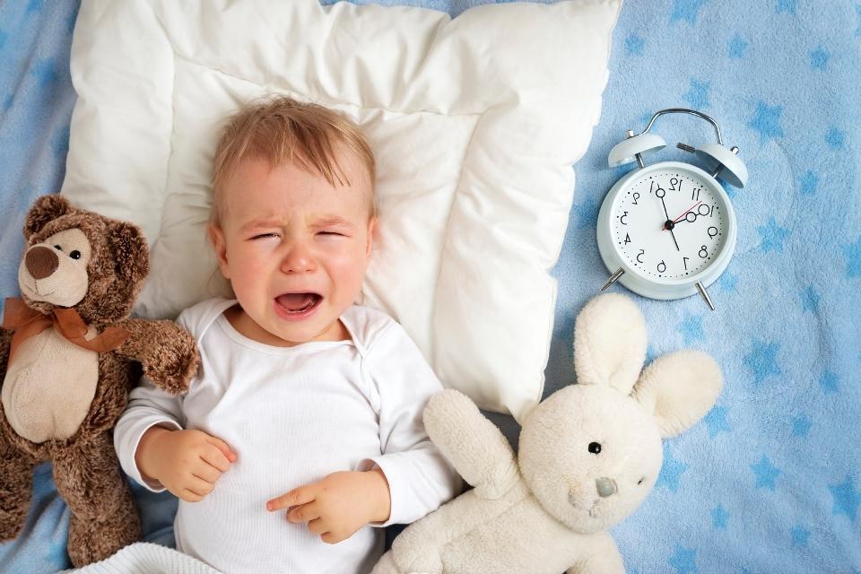 Bebê Com Diarreia: Cuidado Com a Desidratação