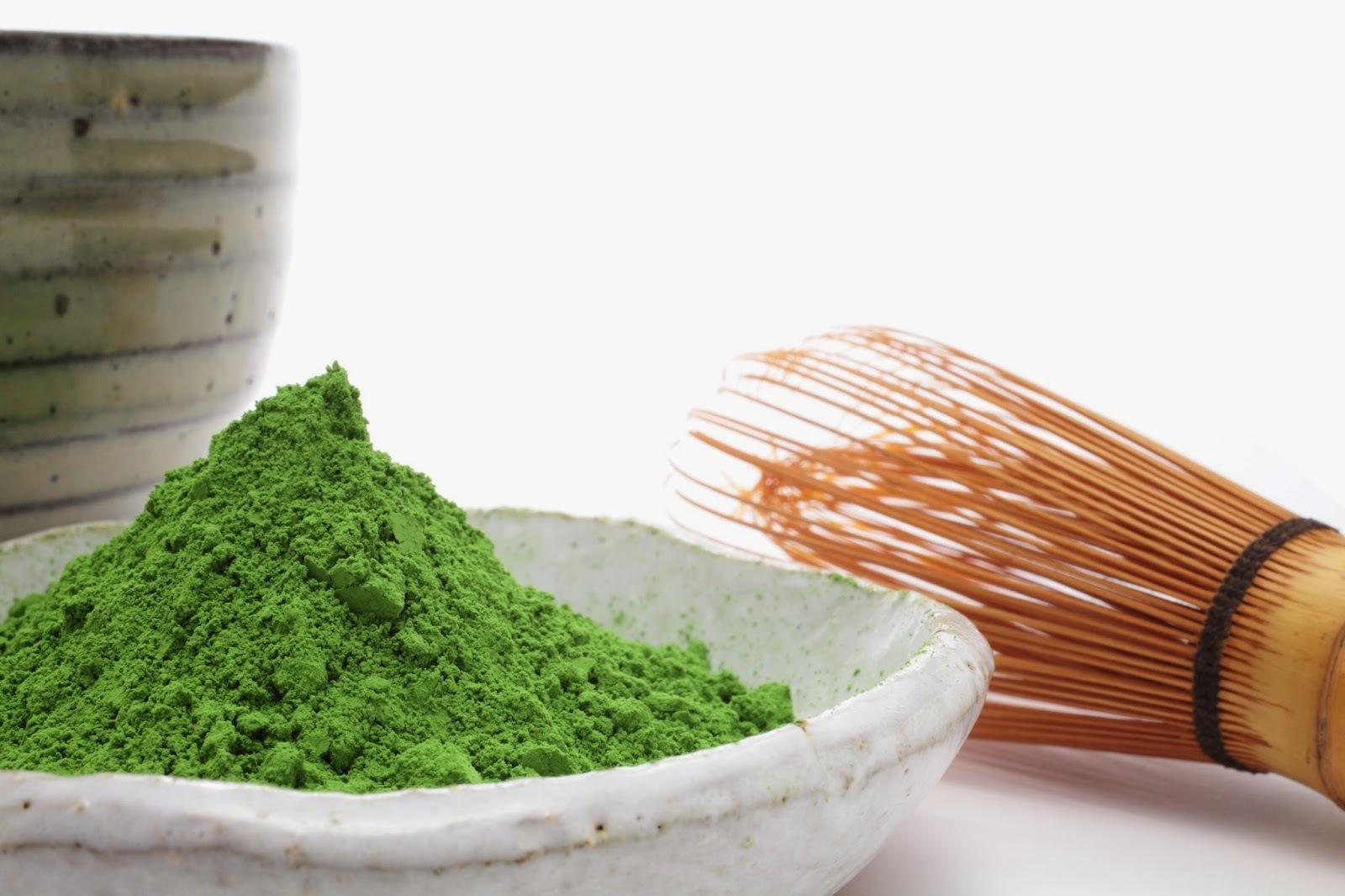 Benefícios do Chá Matcha: O Chá Verde Concentrado