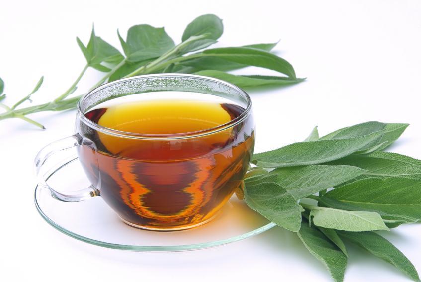 Como Perder Peso, Eliminar Líquidos e Achatar o Abdômen com Chá de Sálvia