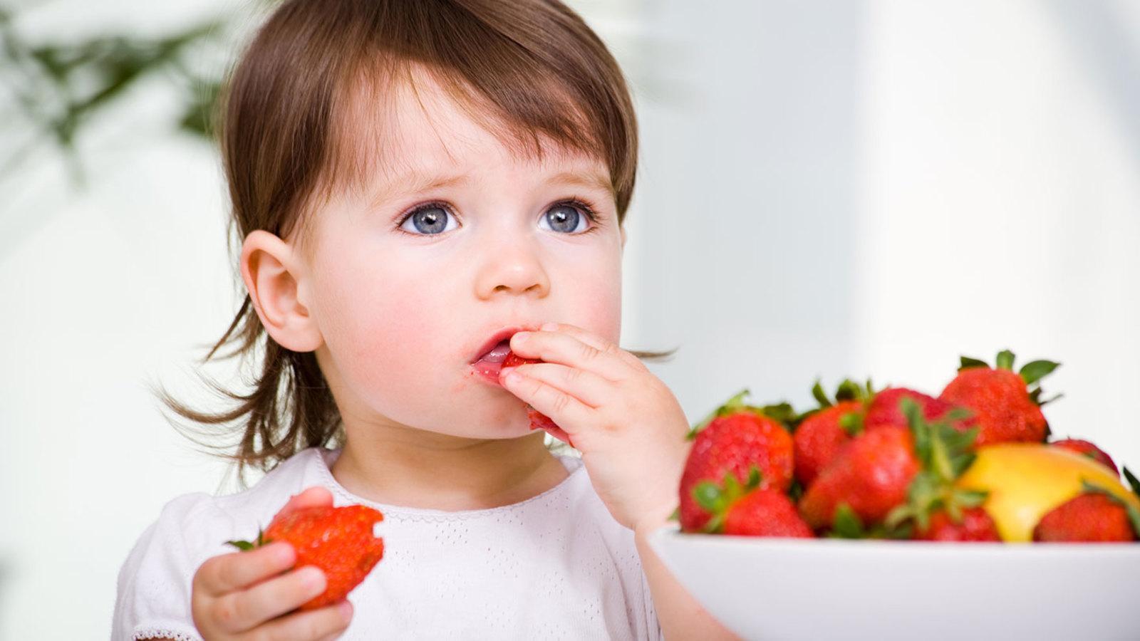 O Que Significa Ter Uma Dieta Saudável Para Uma Criança?