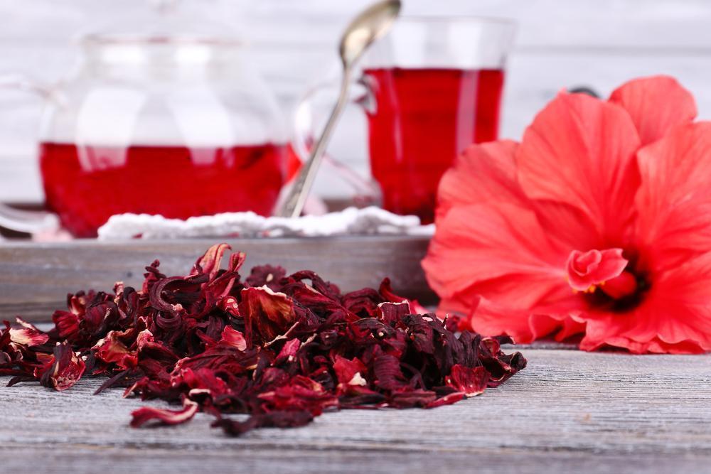 Propriedades do Chá de Hibisco Para Emagrecer
