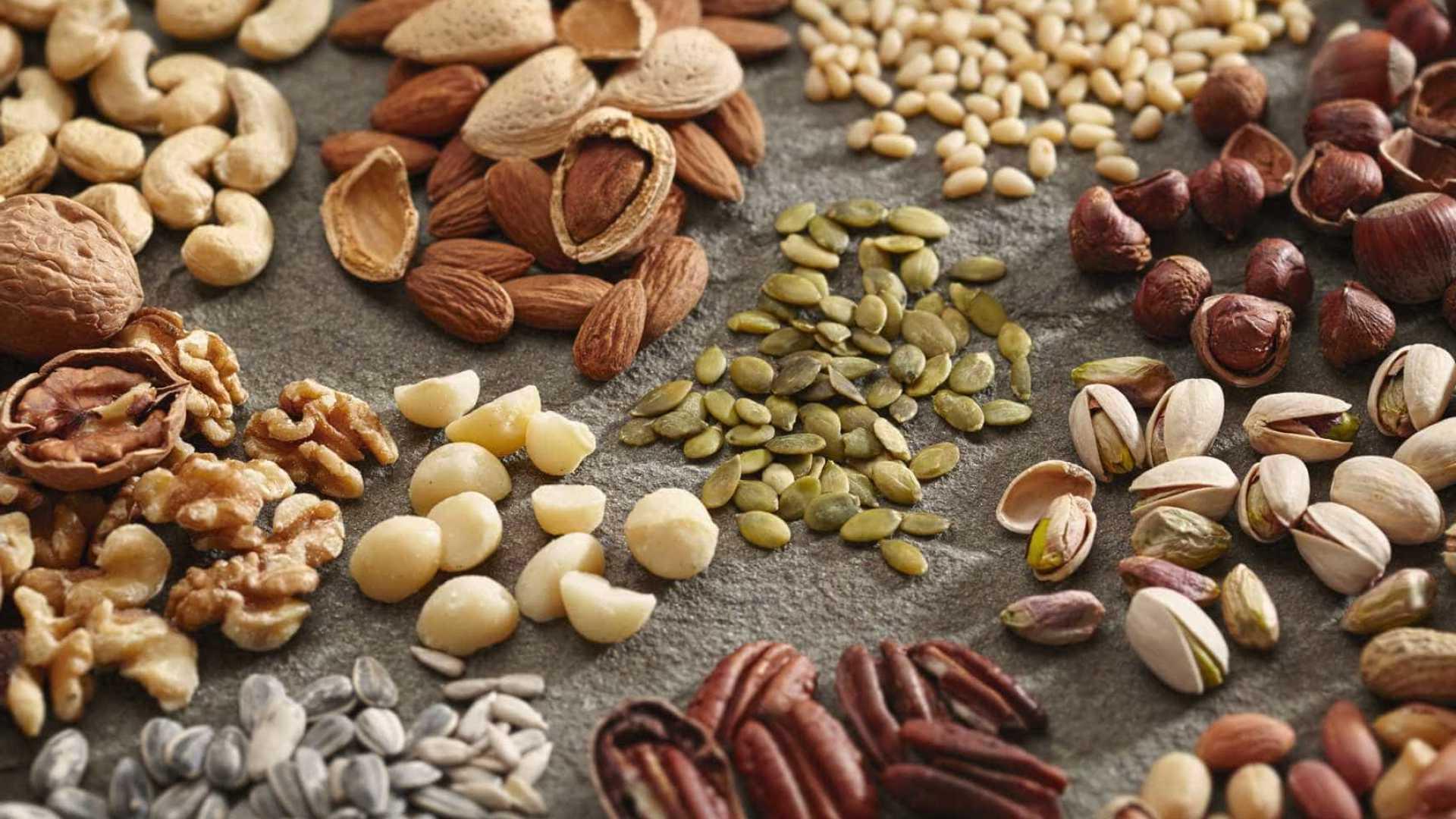 Benefícios dos Frutos Secos Para a Saúde