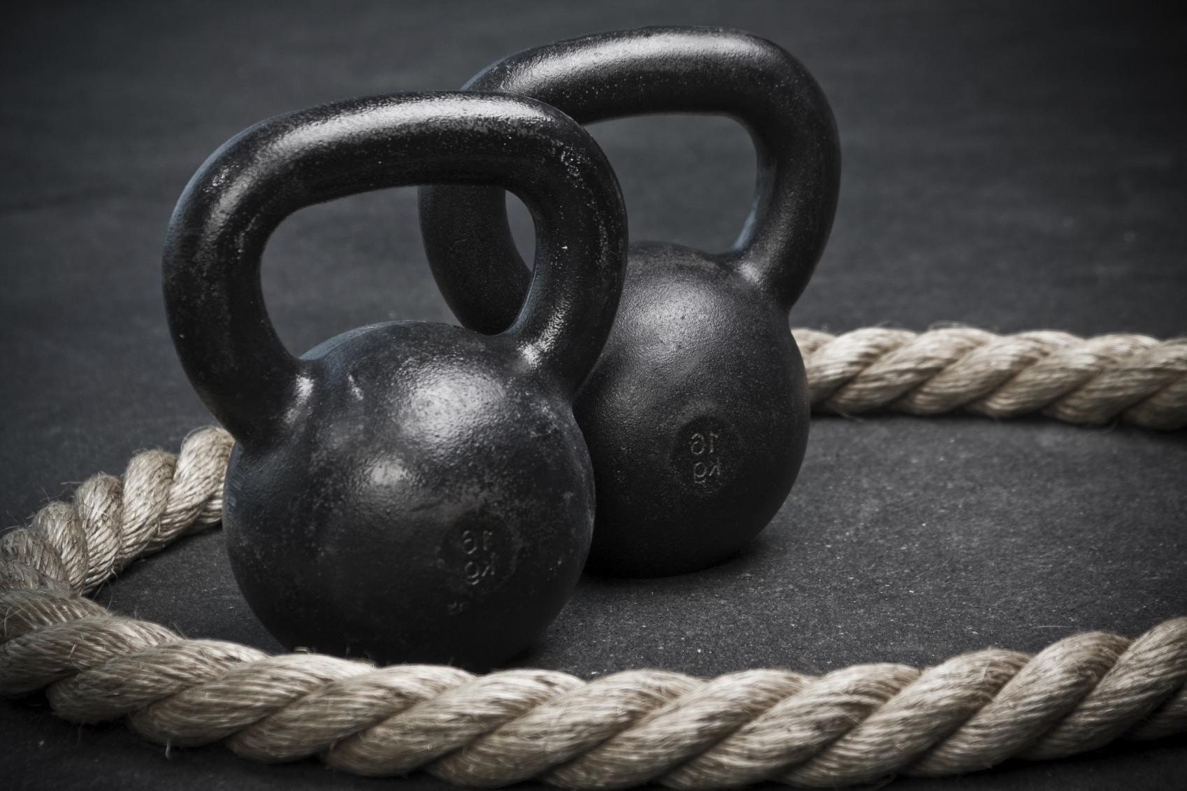 Kettlebells: Benefícios e Exercícios