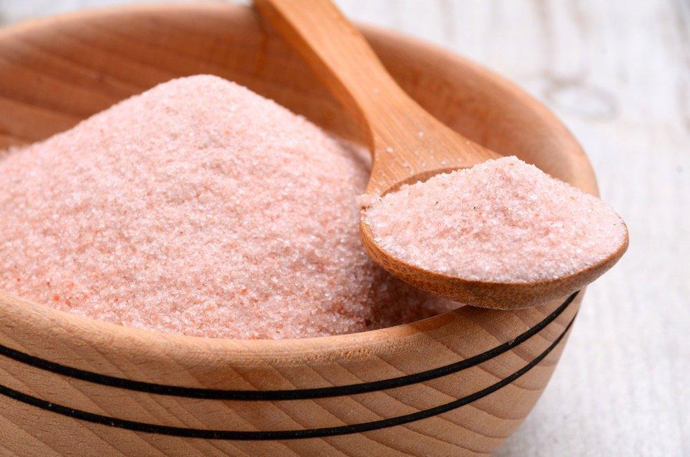 Propriedades e Benefícios do Sal do Himalaia