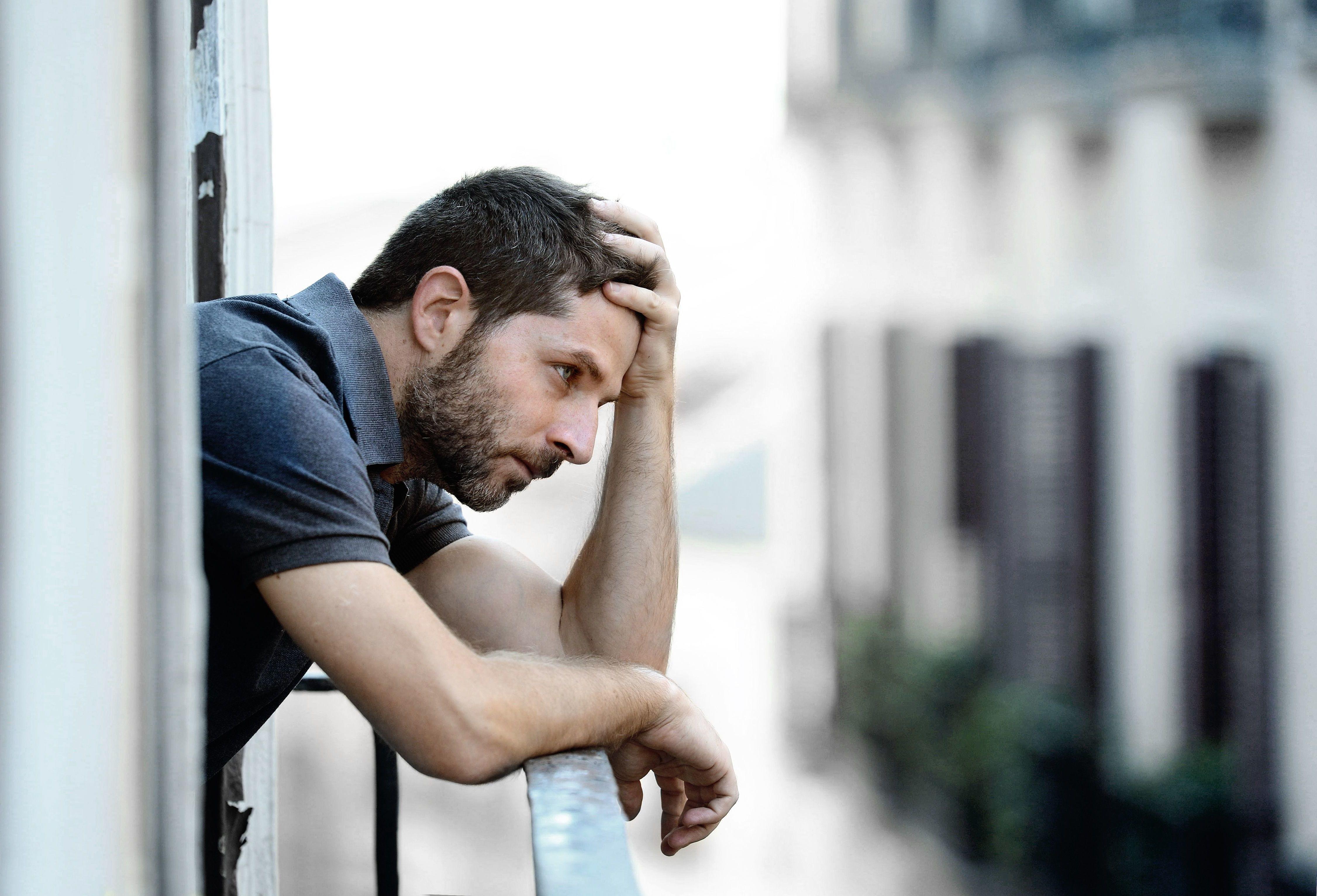 Depressão Masculina: Sinais e Sintomas