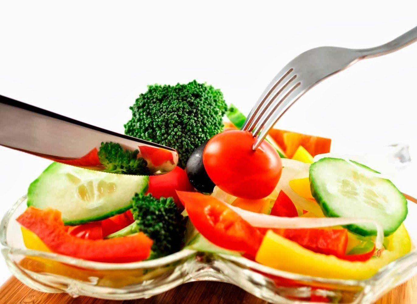 Dieta Dissociada Para Emagrecer Sendo Vegetariano em Um Mês