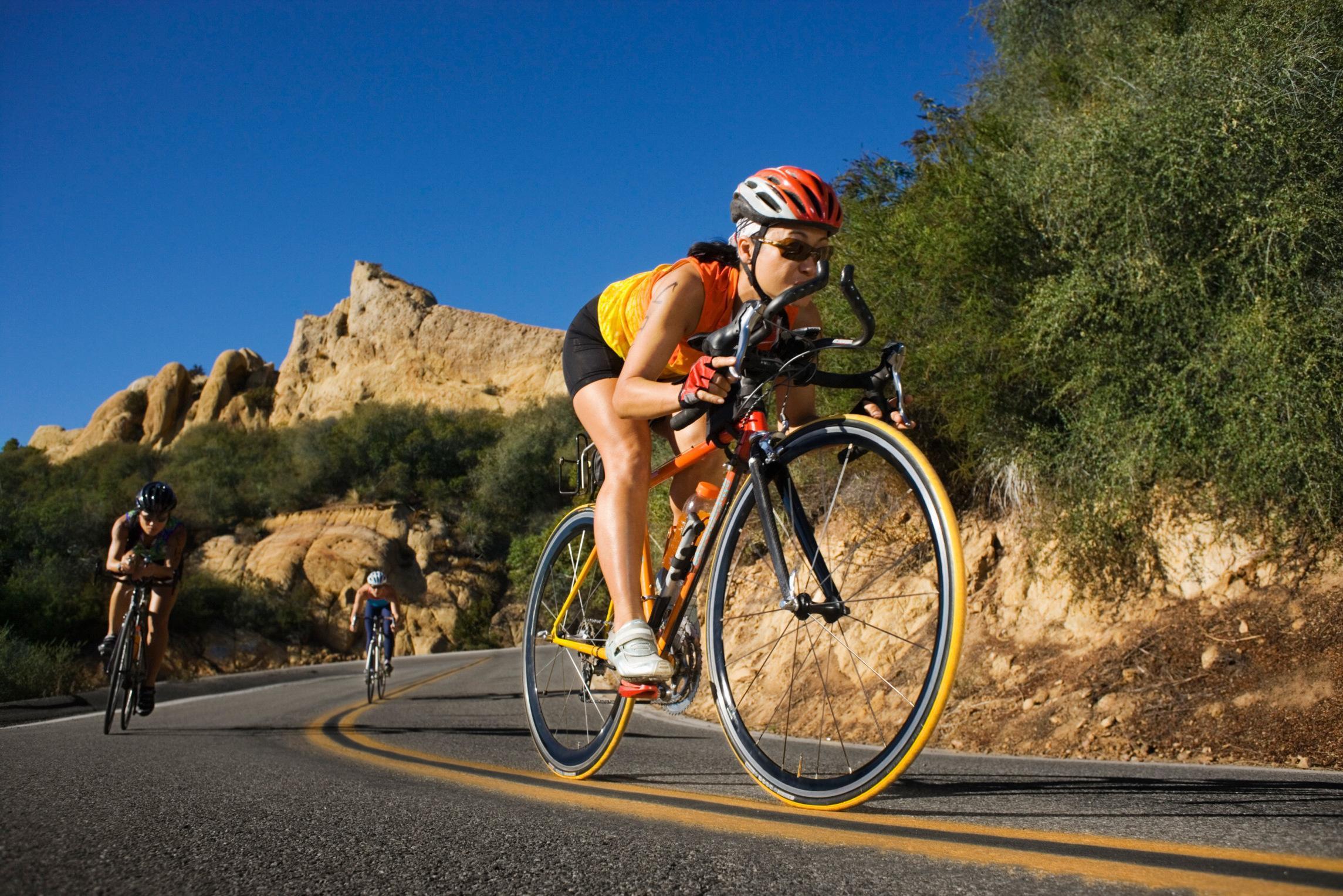 Quais Efeitos Têm Andar de Bicicleta Sobre os Glúteos?