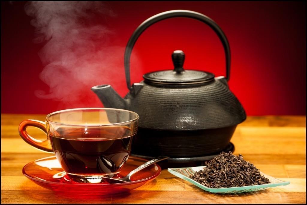 Chá Preto para Emagrecer