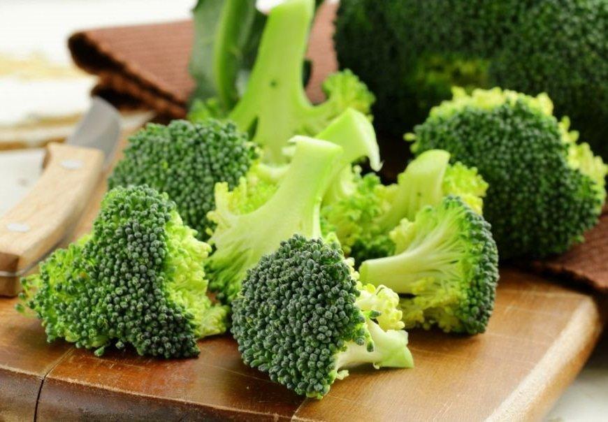Propriedades do Brócolis Para Perder Peso
