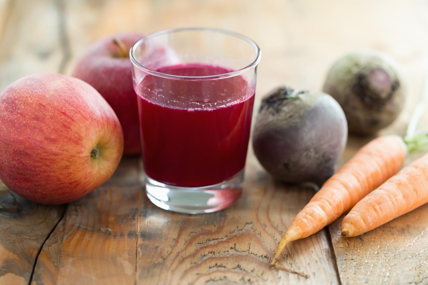 Suco Para Limpar o Fígado e Melhorar o Seu Funcionamento