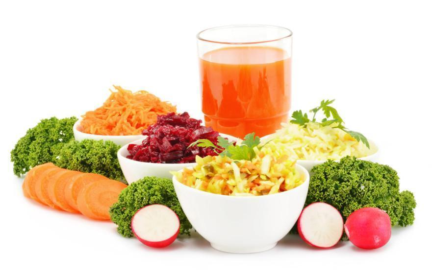 Alimentos Básicos na Dieta Depurativa