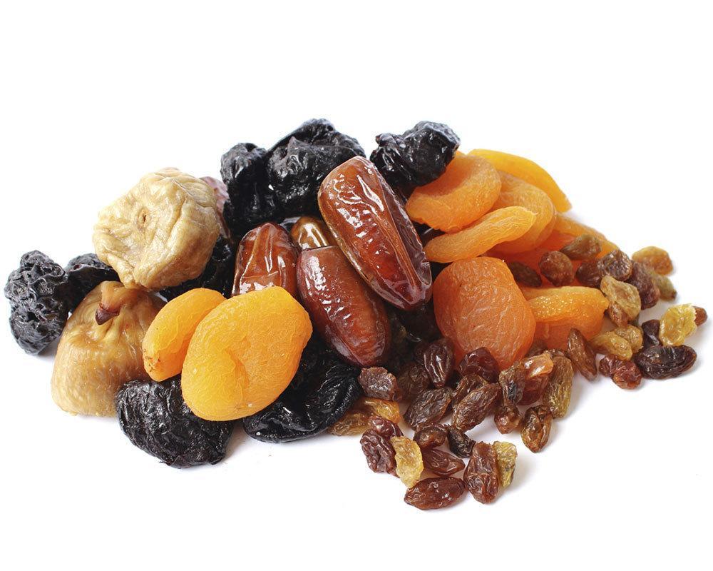 Seis Benefícios da Fruta Desidratada Que te Surpreenderão