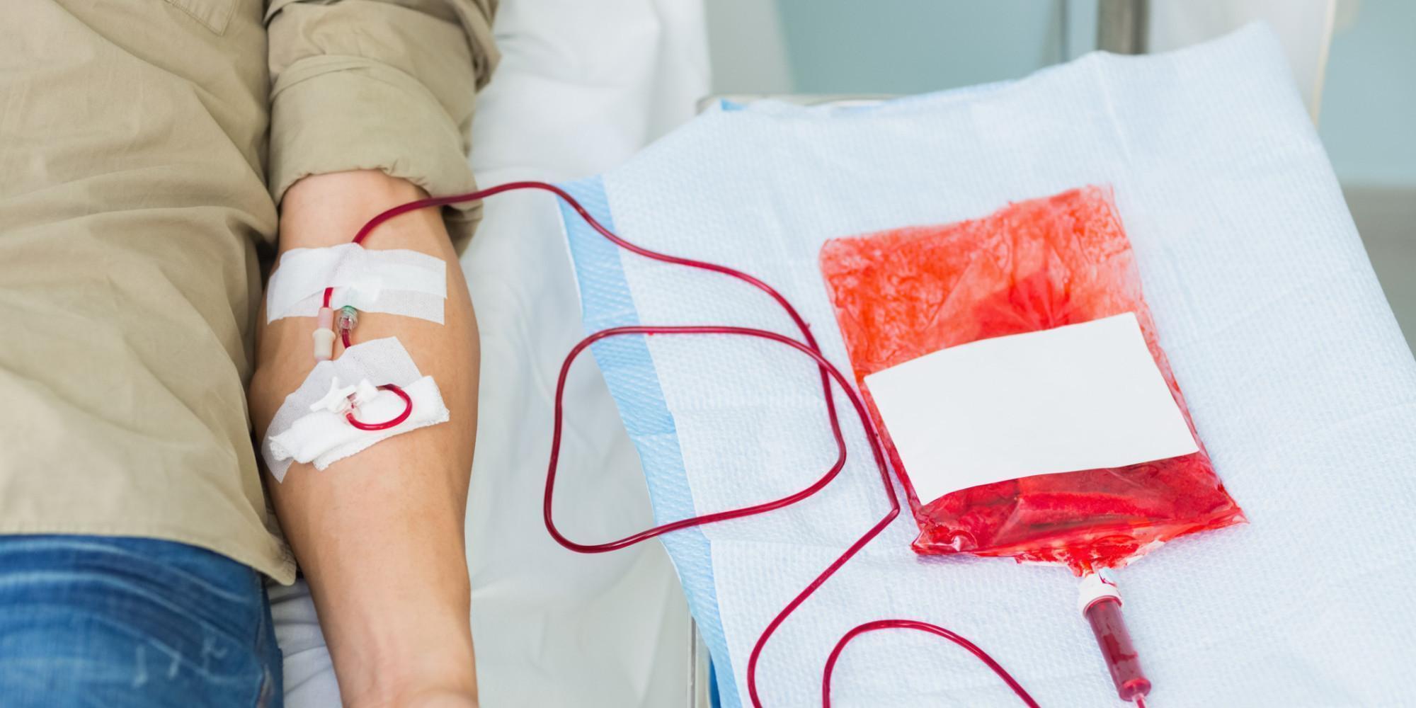Como Doar Sangue Pela Primeira Vez