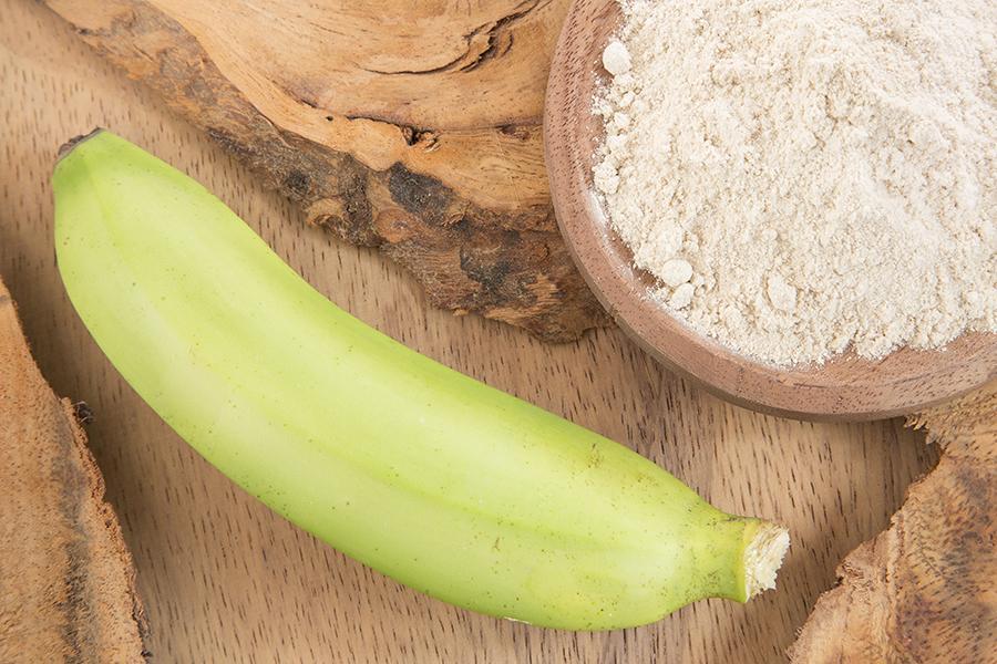 Farinha de Banana Verde: Uma Rica Alternativa Para Celíacos
