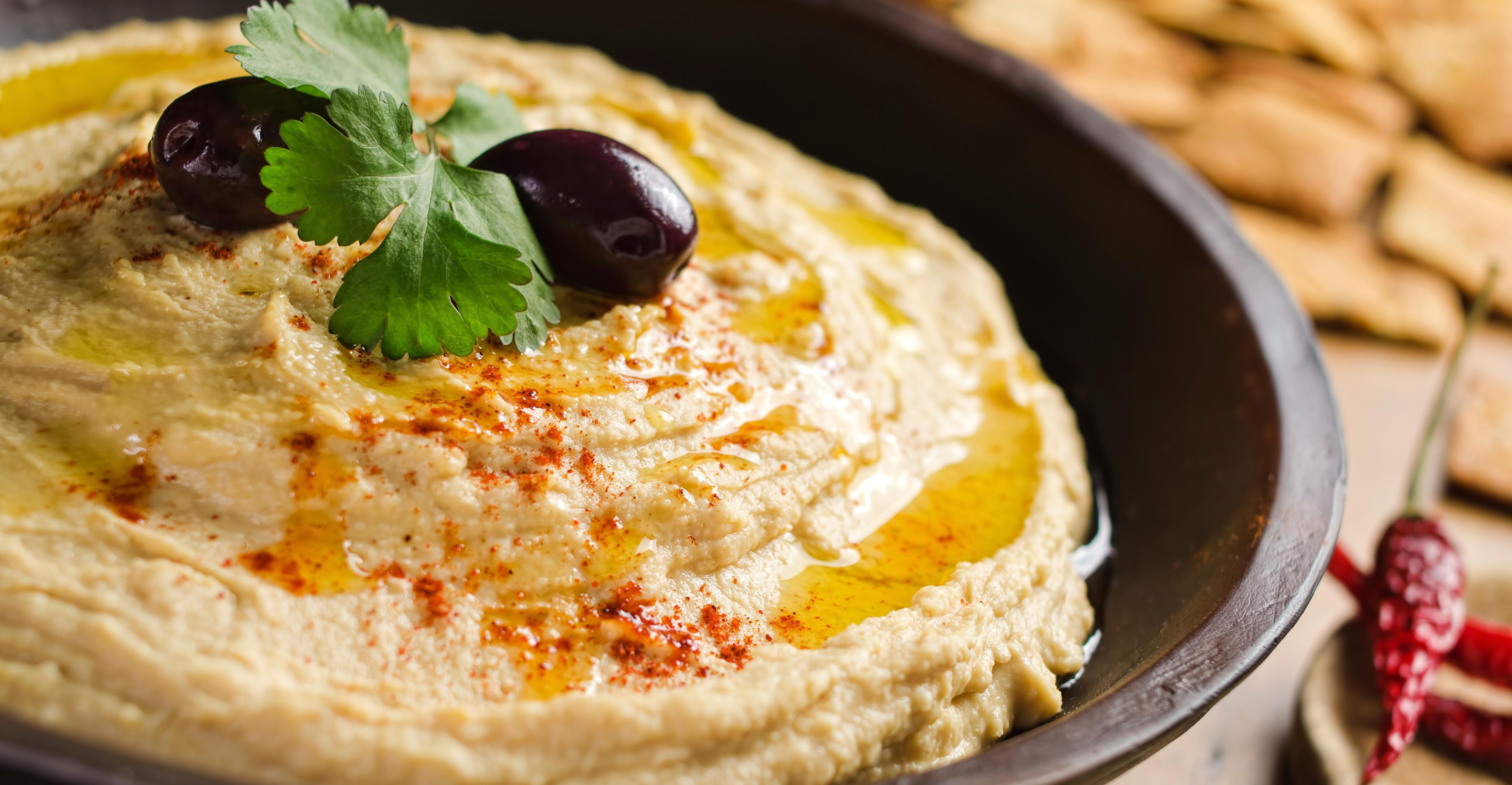Propriedades e Benefícios do Hummus