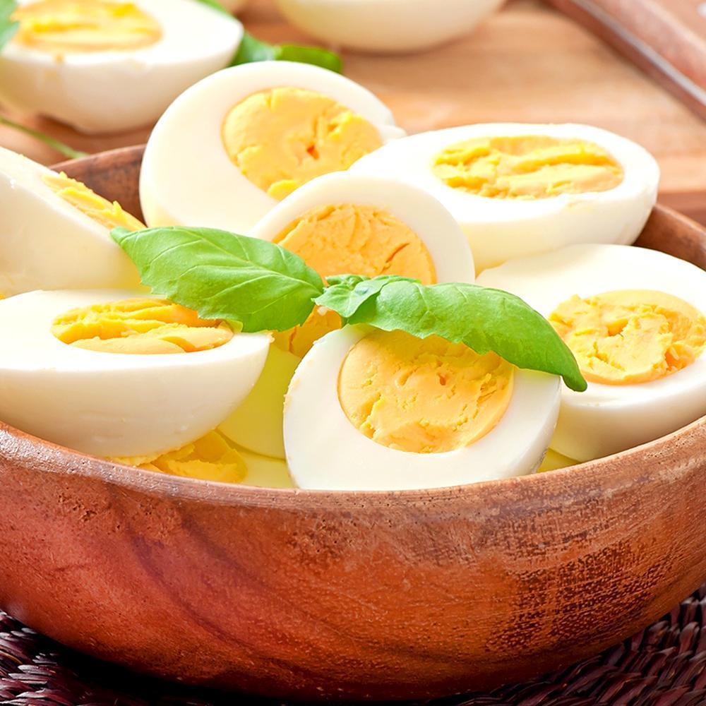 Cinco Vantagens que Você não Sabia de Comer Ovo Cozido